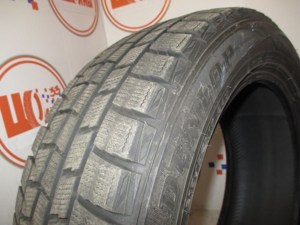 Б/У 215/55 R17 Зима DUNLOP SP Winter Maxx WM-01 Кат. 3