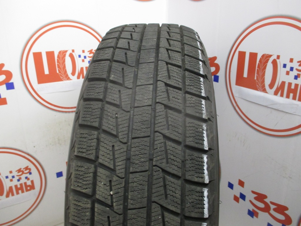 Б/У 205/55 R16 Зима BRIDGESTONE Ice Partner Кат. 2