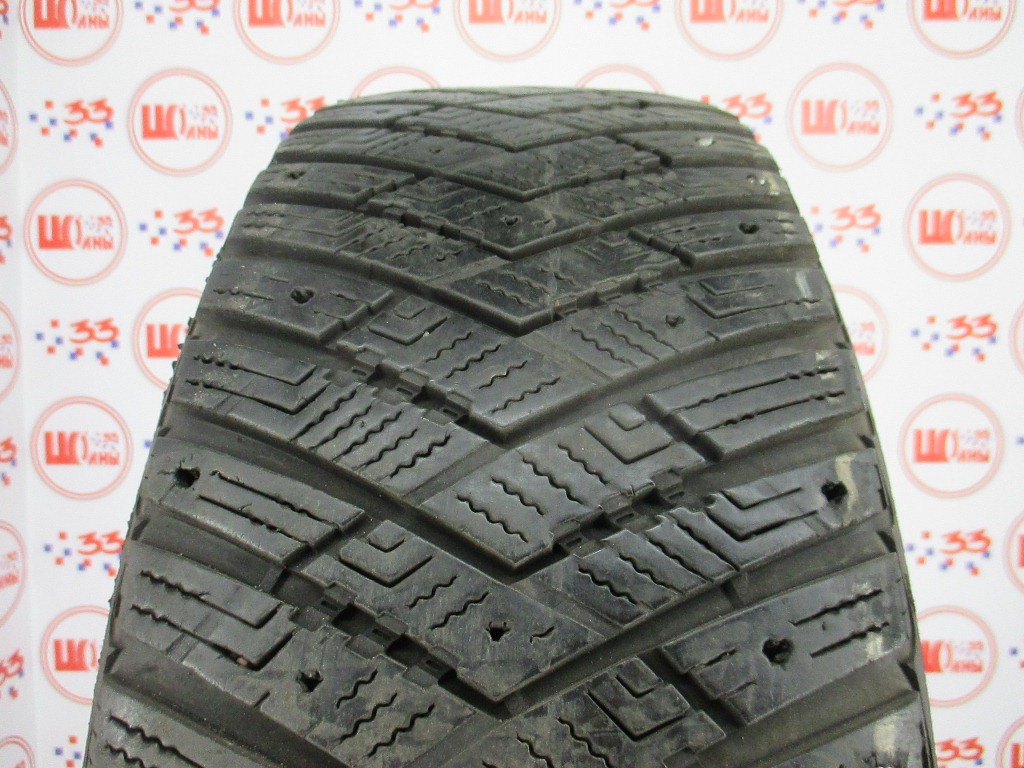 Б/У 225/60 R18 Зима Шипы  GOODYEAR Ultra Grip Ice Arctic Кат. 3