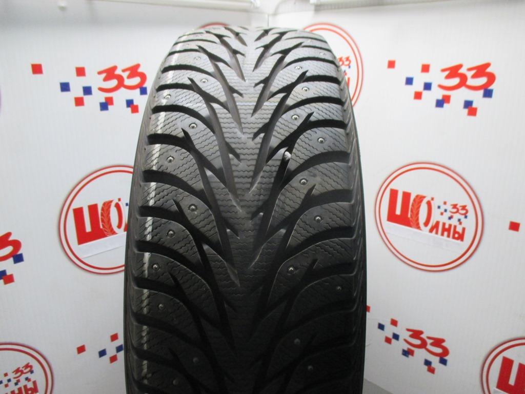Б/У 235/55 R20 Зима Шипы  YOKOHAMA Ice Guard IG-35 Кат. 2