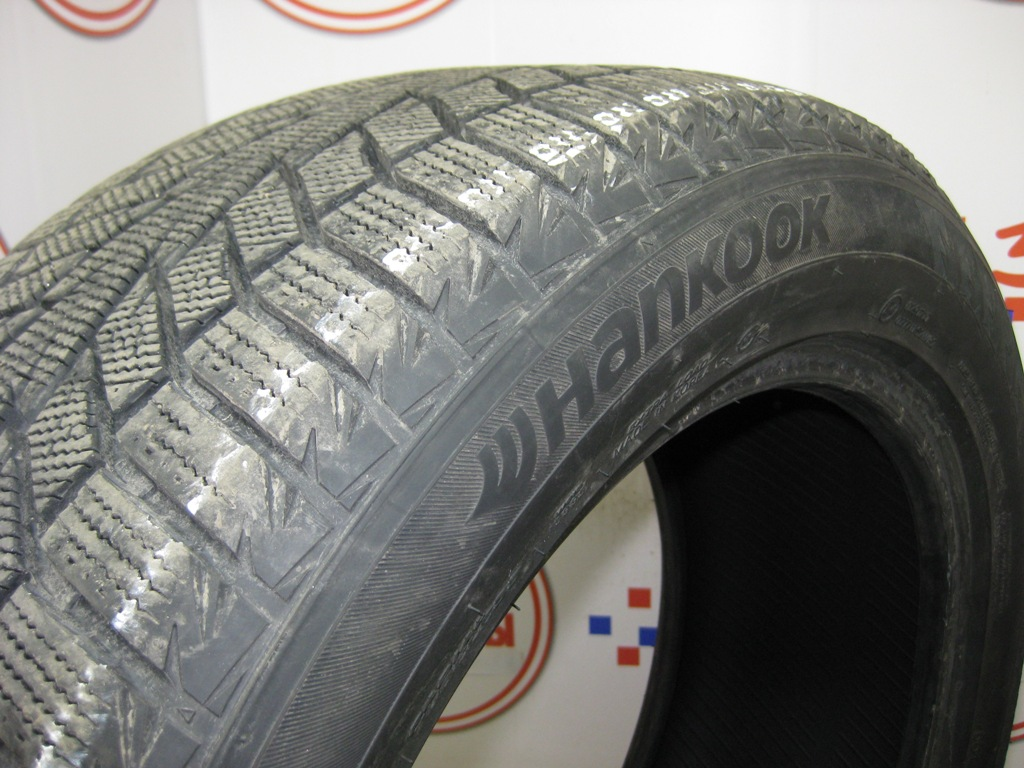 Б/У 245/50 R18 Зима HANKOOK Winter I*Cept W-616 Кат. 2