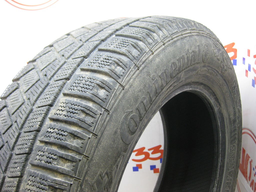 Б/У 215/65 R16 Зима CONTINENTAL C.Cross Contact Viking Кат. 5