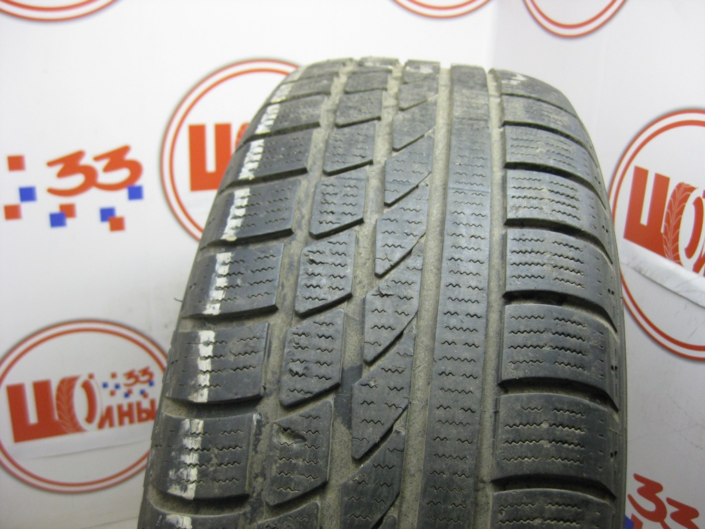 Б/У 225/60 R18 Зима HANKOOK Ice Bear W-300 Кат. 5