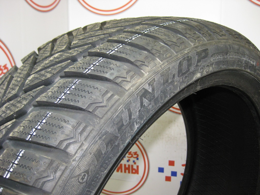 Б/У 245/40 R19 Зима DUNLOP SP Winter Sport M-3 Кат. 1
