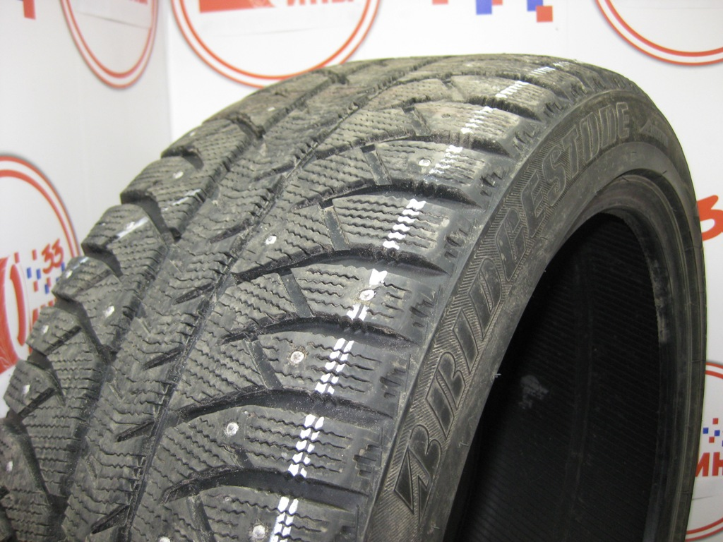 Б/У 275/40 R20 Зима Шипы  BRIDGESTONE IC-7000 Кат. 2