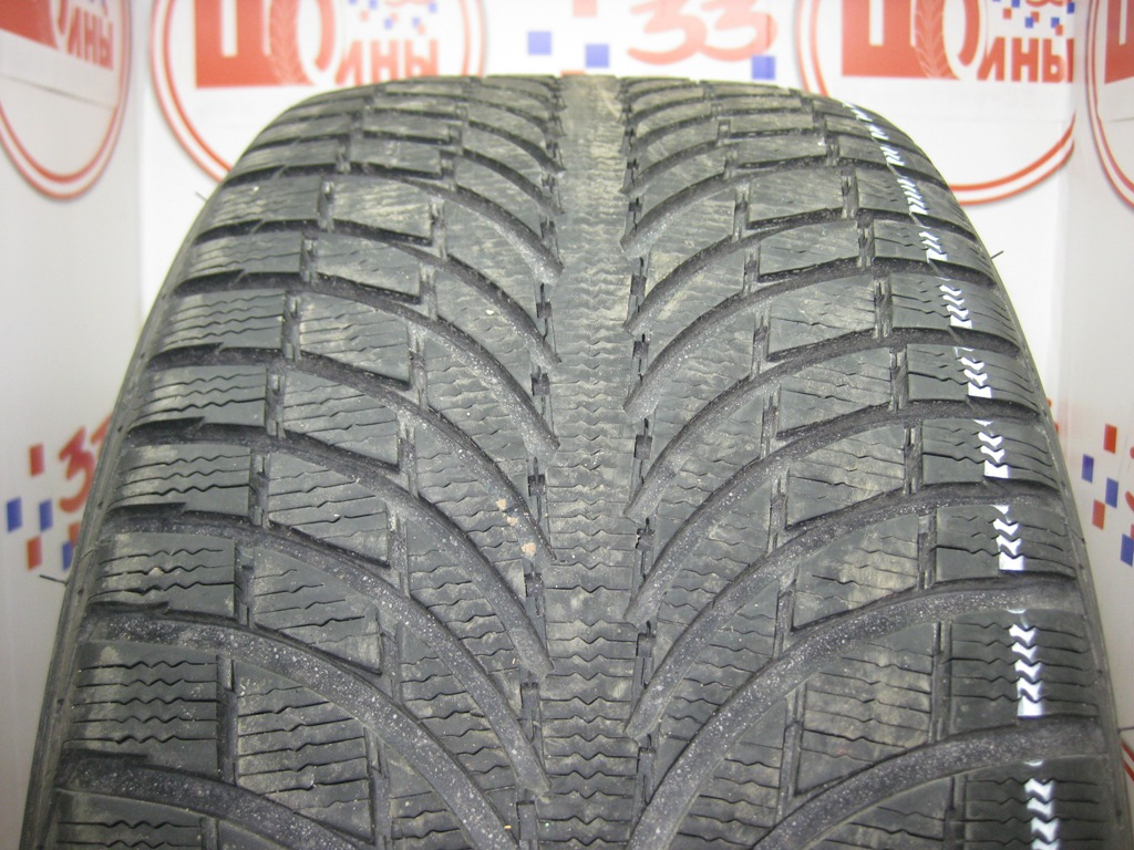 Б/У 275/45 R21 Зима MICHELIN Latitude Alpin-2 Кат. 2