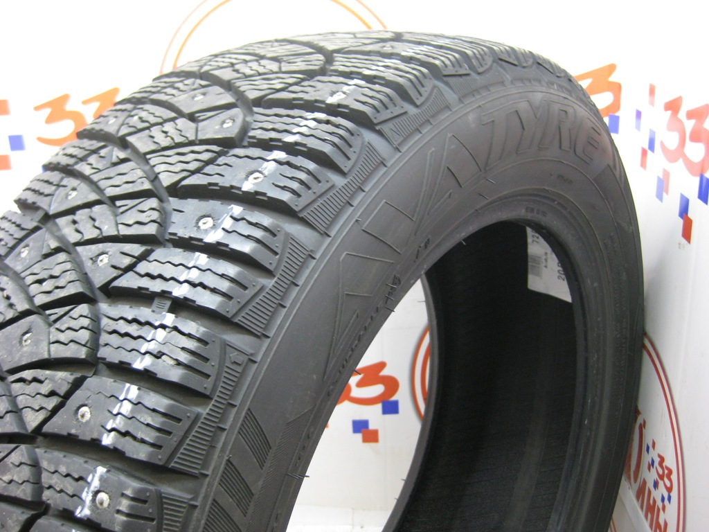Б/У 205/55 R16 Зима Шипы  Avatyre Freeze Кат. 2