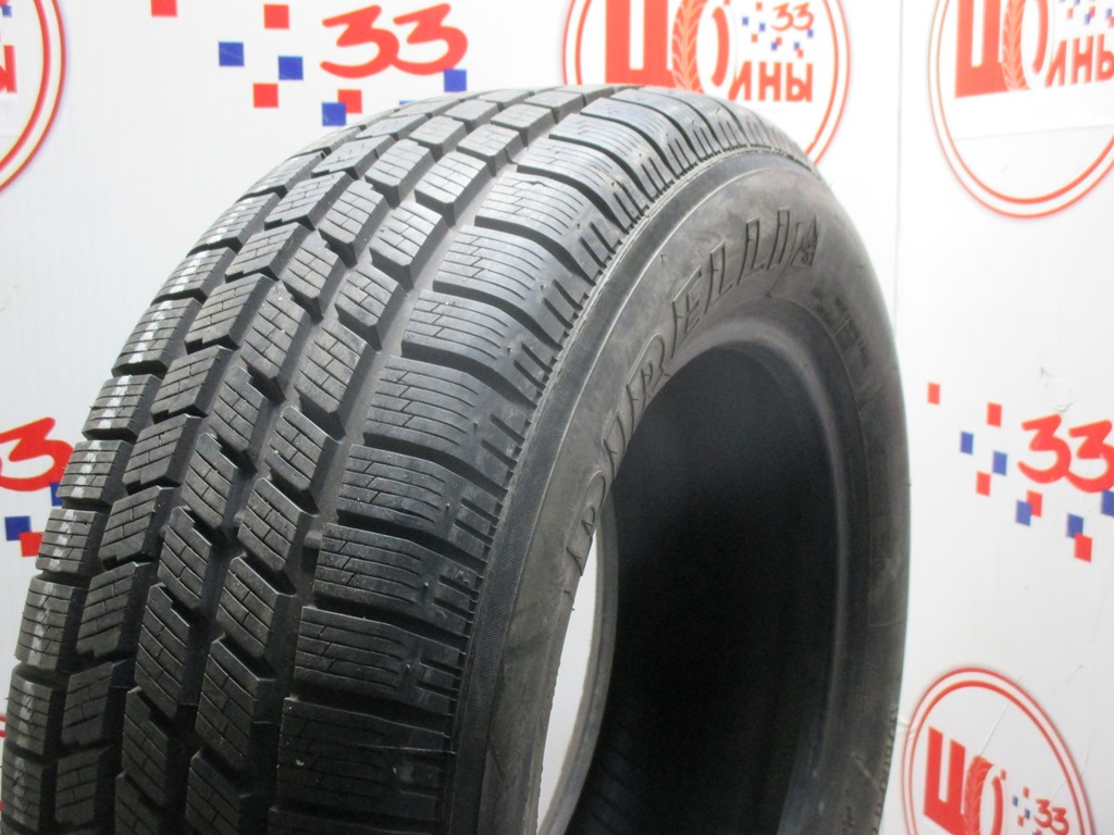 Б/У 225/60 R16 Зима PIRELLI Winter-210 Snowsport Кат. 2