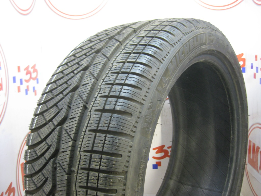 Б/У 245/40 R18 Зима MICHELIN Pilot Alpin PA-4 Кат. 1