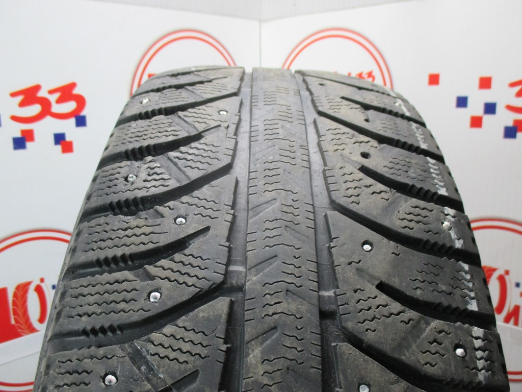 Б/У 265/70 R16 Зима Шипы  BRIDGESTONE IC-7000 Кат. 5