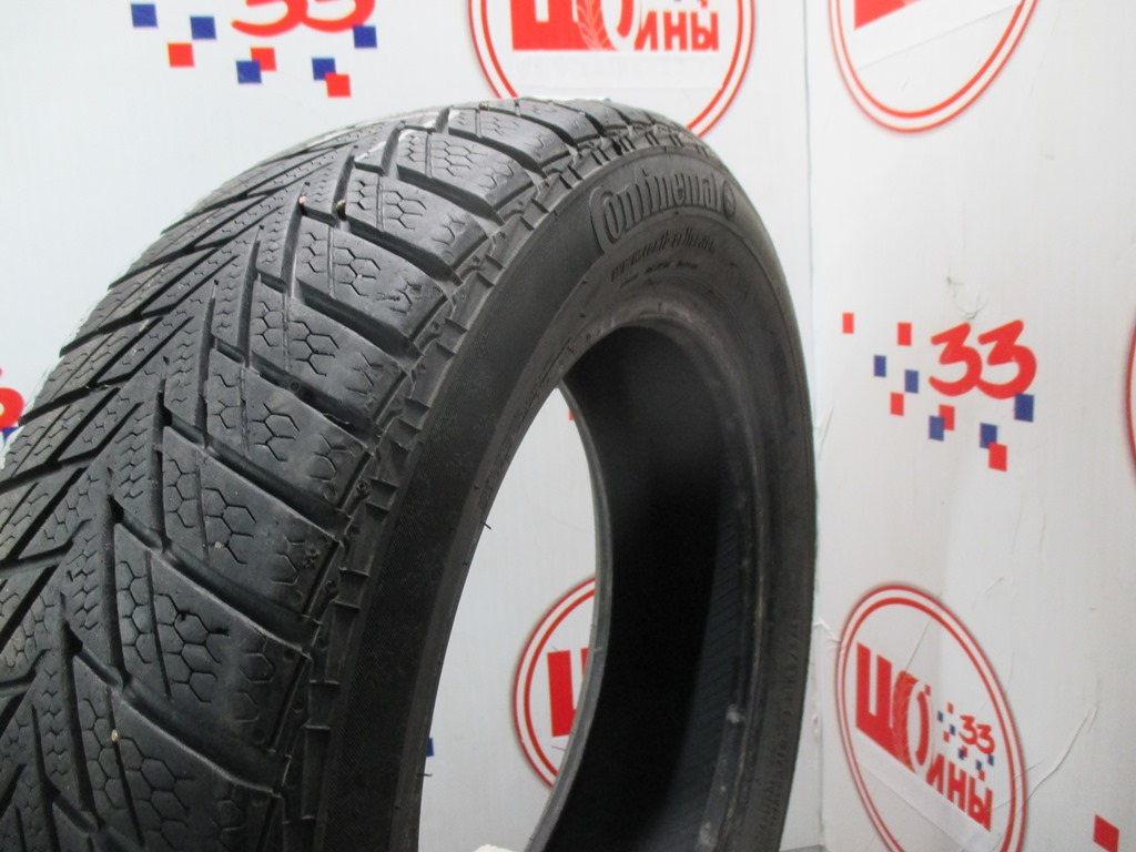 Б/У 175/60 R15 Зима CONTINENTAL C.Winter Contact TS-800 Кат. 4