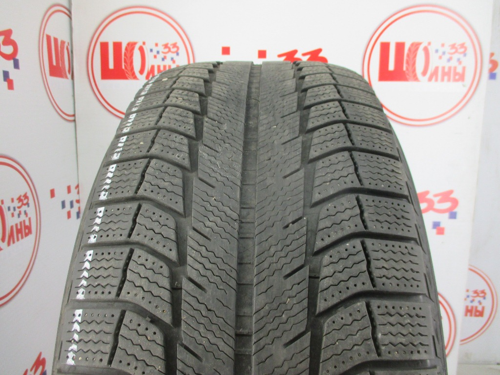 Б/У 285/60 R18 Зима Шипы  MICHELIN Latitude X-ICE-2 Кат. 5