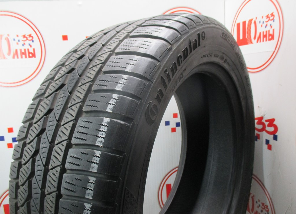 Б/У 275/50 R19 Зима CONTINENTAL C.Winter Contact TS-790 Кат. 4