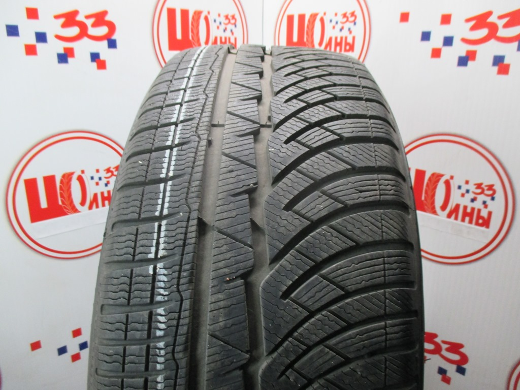 Б/У 245/50 R18 Зима MICHELIN Pilot Alpin PA-4 Кат. 4