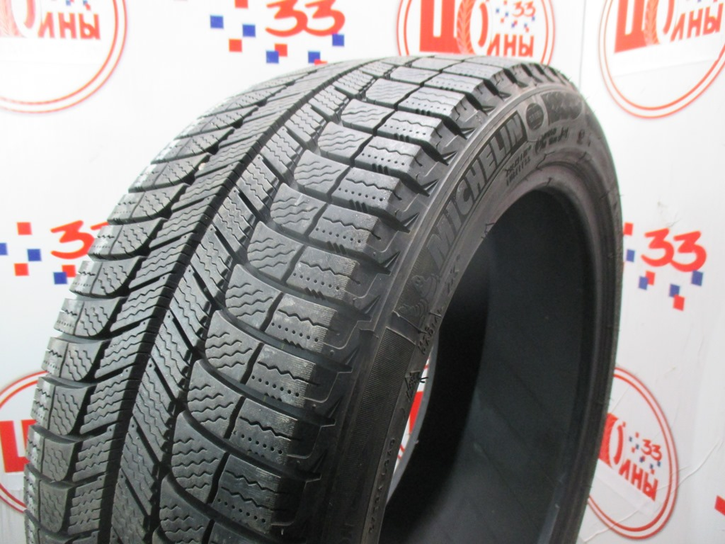 Б/У 225/45 R17 Зима MICHELIN X-ICE-3 Кат. 1