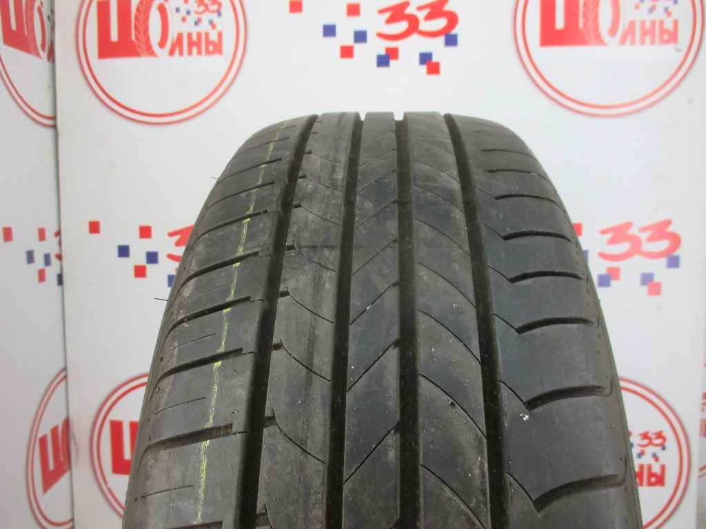 Б/У 215/55 R17 Лето GOODYEAR Efficient Grip Кат. 3