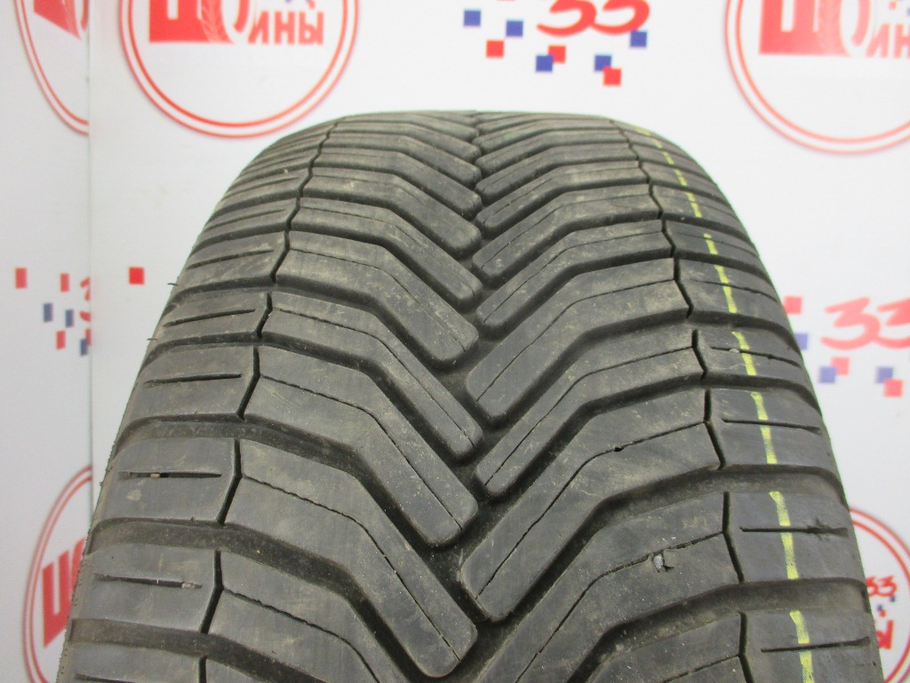 Б/У 225/50 R17 Лето MICHELIN Cross Climate Кат. 3