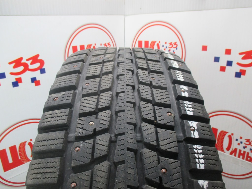 Б/У 285/60 R18 Зима Шипы  DUNLOP SP Winter Ice-01 Кат. 3