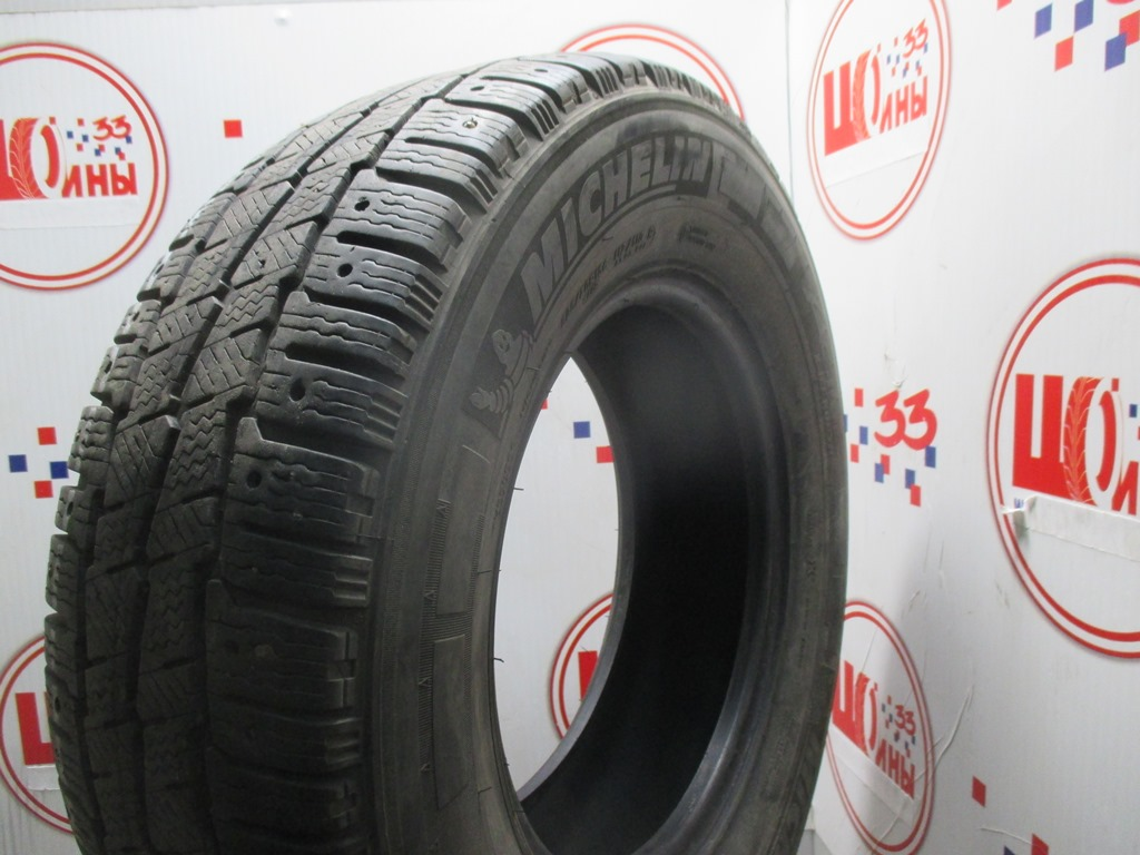 Б/У 225/70 R15C Зима Шипы  MICHELIN Agilis X-ICE North Кат. 4