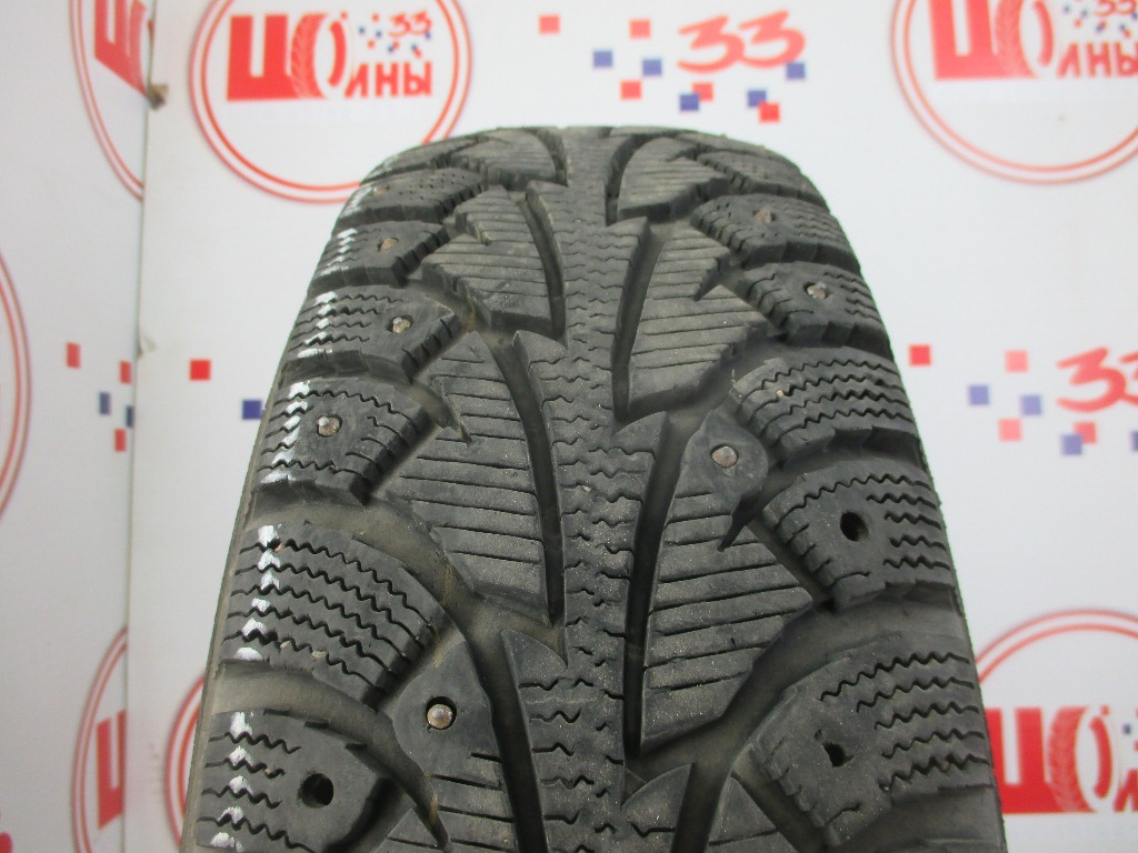 Б/У 175/70 R14 Зима Шипы  HANKOOK Winter I*Pike W-409 Кат. 3