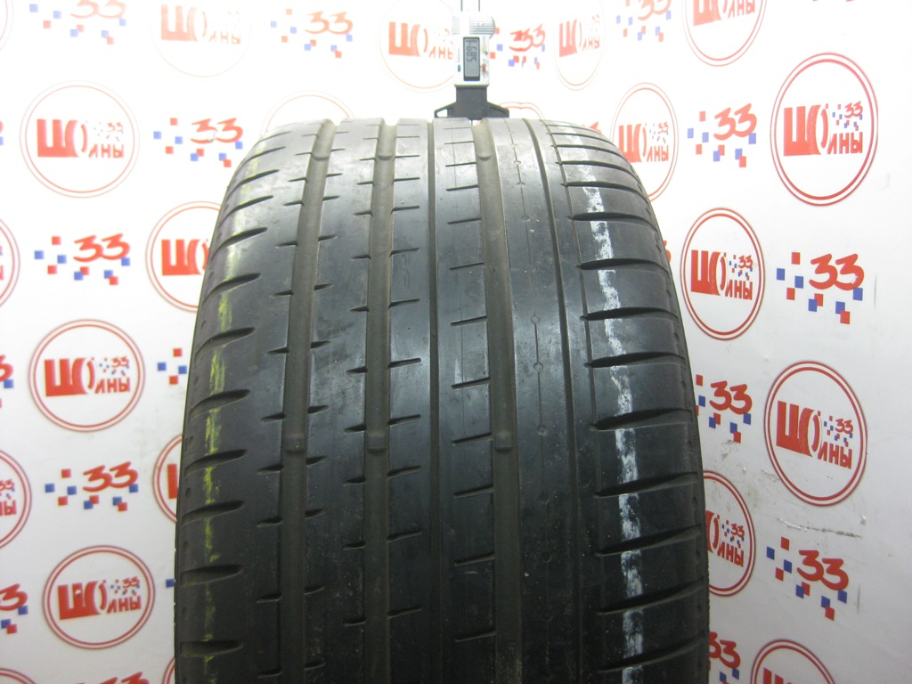 Б/У 275/35 R20 Лето CONTINENTAL Sport Contact-2 Кат. 3