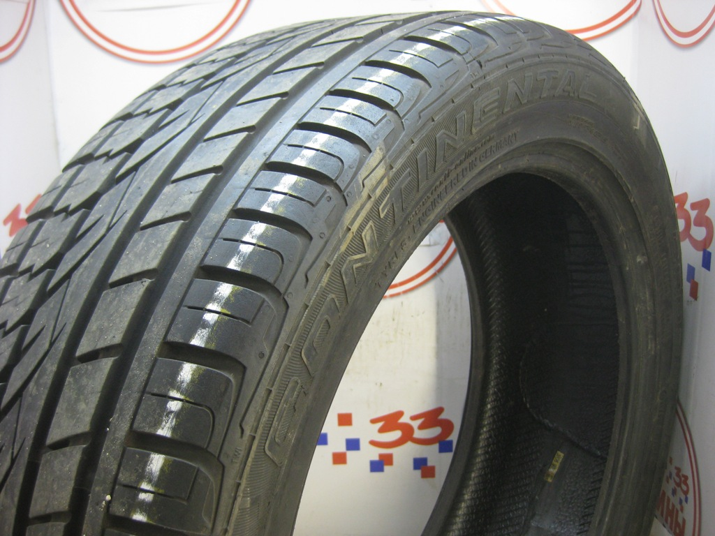 Б/У 255/45 R20 Лето CONTINENTAL C.Cross Contact UHP Кат. 2