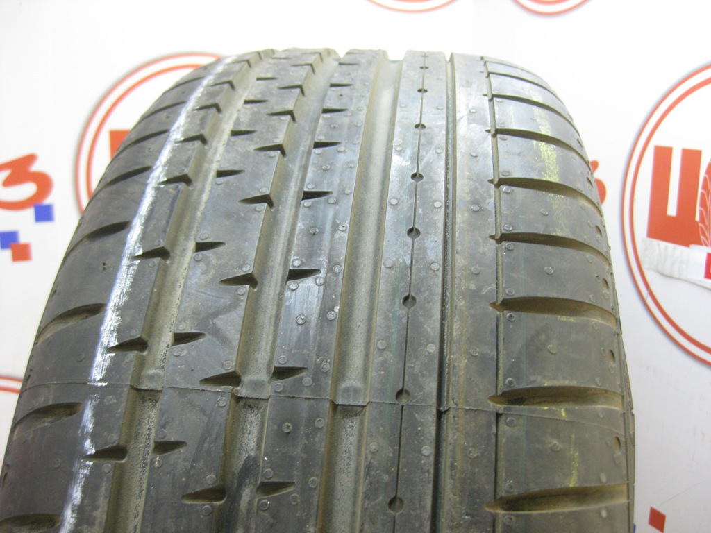 Б/У 235/35 R19 Лето CONTINENTAL Sport Contact-2 Кат. 1