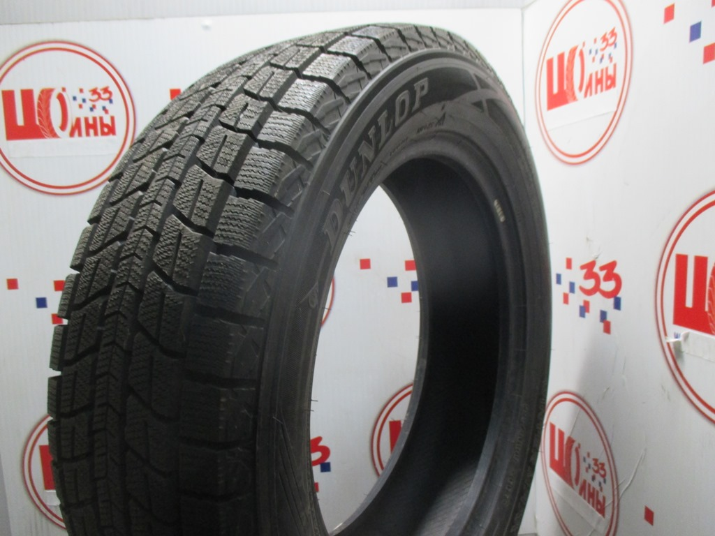 Б/У 225/60 R18 Зима DUNLOP Winter Maxx SJ-8 Кат. 1