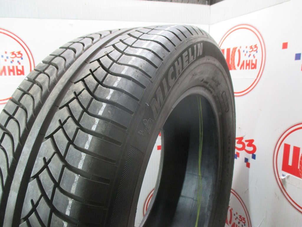Б/У 275/55 R19 Лето MICHELIN 4*4 Diamaris Кат. 2