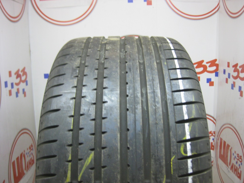 Б/У 275/35 R18 Лето CONTINENTAL Sport Contact-2 Кат. 2