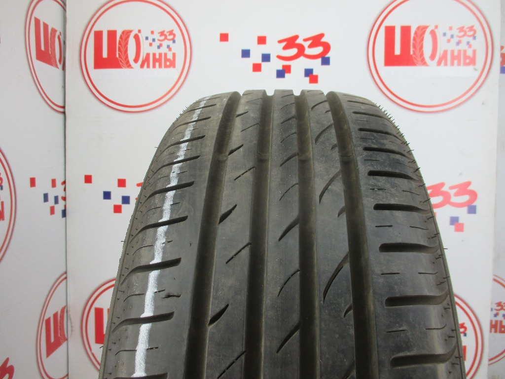 Б/У 235/55 R17 Лето Nexen N`Blue HD Кат. 2
