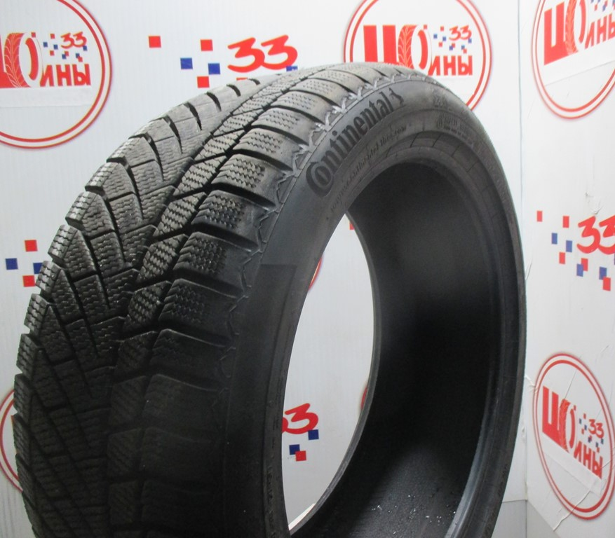 Б/У 215/45 R17 Зима CONTINENTAL C.Viking Contact-6 Кат. 2
