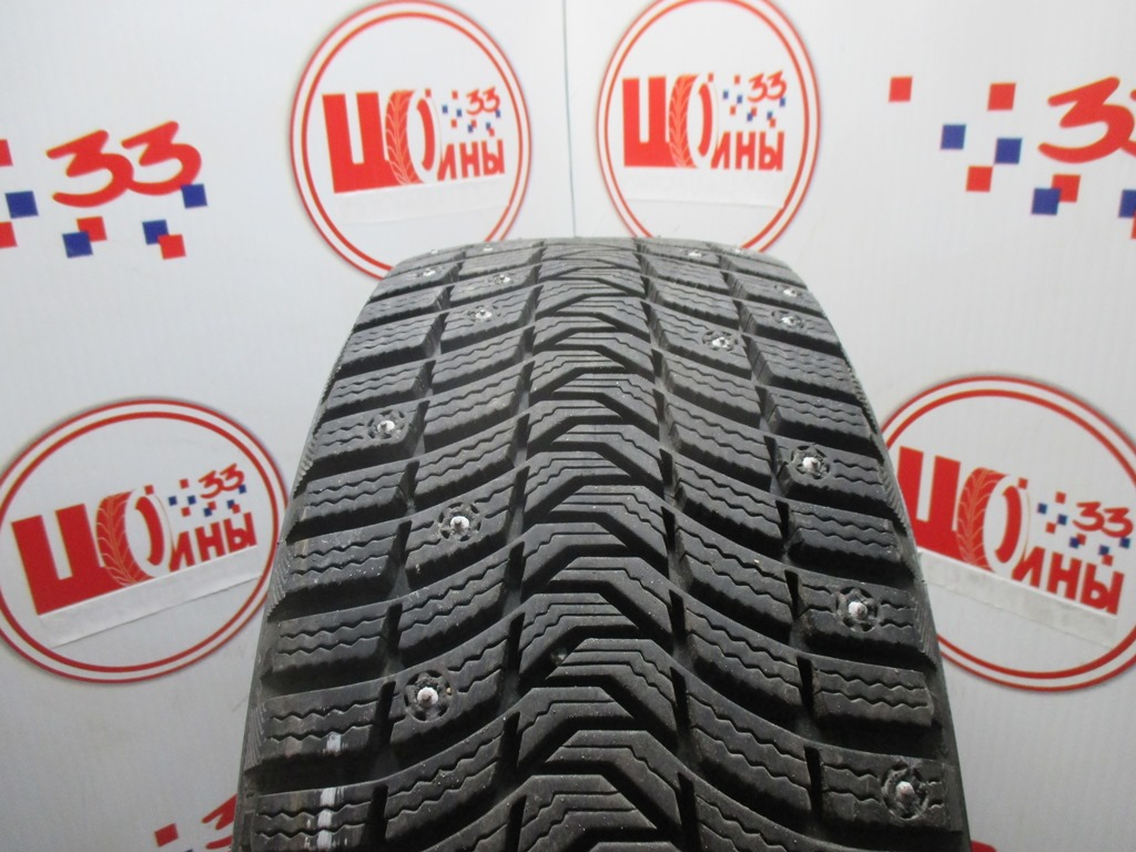 Б/У 225/60 R17 Зима MICHELIN X-ICE-2 Кат. 2