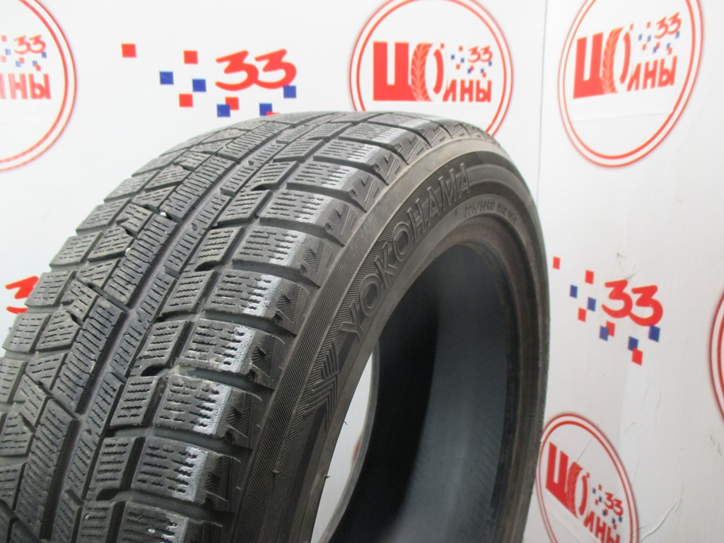 Б/У 225/50 R17 Зима YOKOHAMA Ice Guard IG-50 Кат. 5