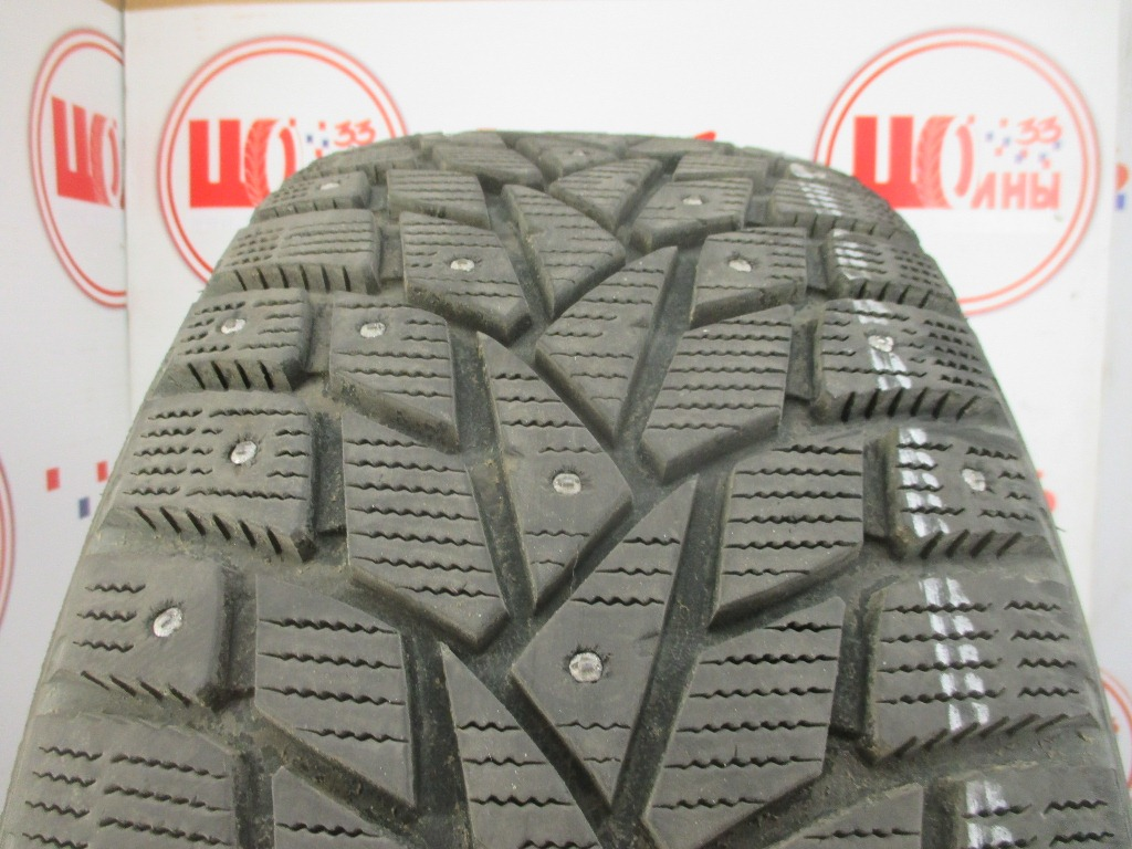Б/У 275/50 R20 Зима Шипы  DUNLOP SP Winter Ice-02 Кат. 2