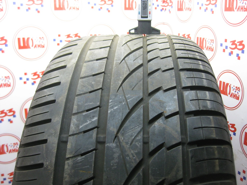 Б/У 275/45 R20 Лето CONTINENTAL C.Cross Contact UHP Кат. 3