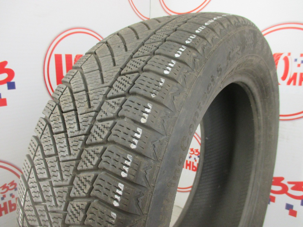 Б/У 205/55 R16 Зима CONTINENTAL C.Viking Contact-6 Кат. 5