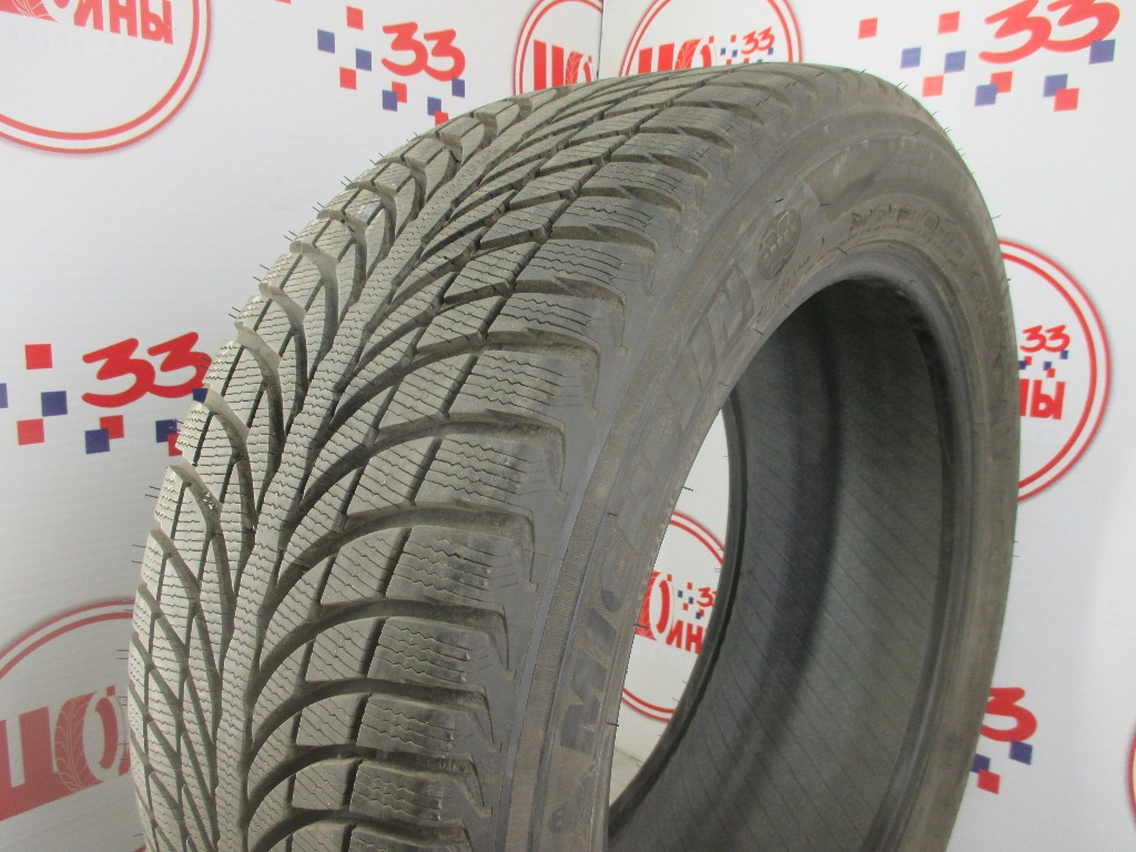 Б/У 255/50 R19 Зима MICHELIN Latitude Alpin-2 RSC Кат. 2