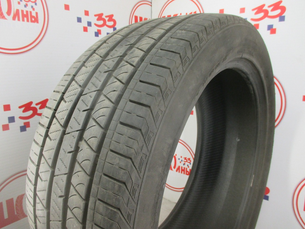 Б/У 275/45 R21 Лето CONTINENTAL C.Cross Contact LX Sport Кат. 4