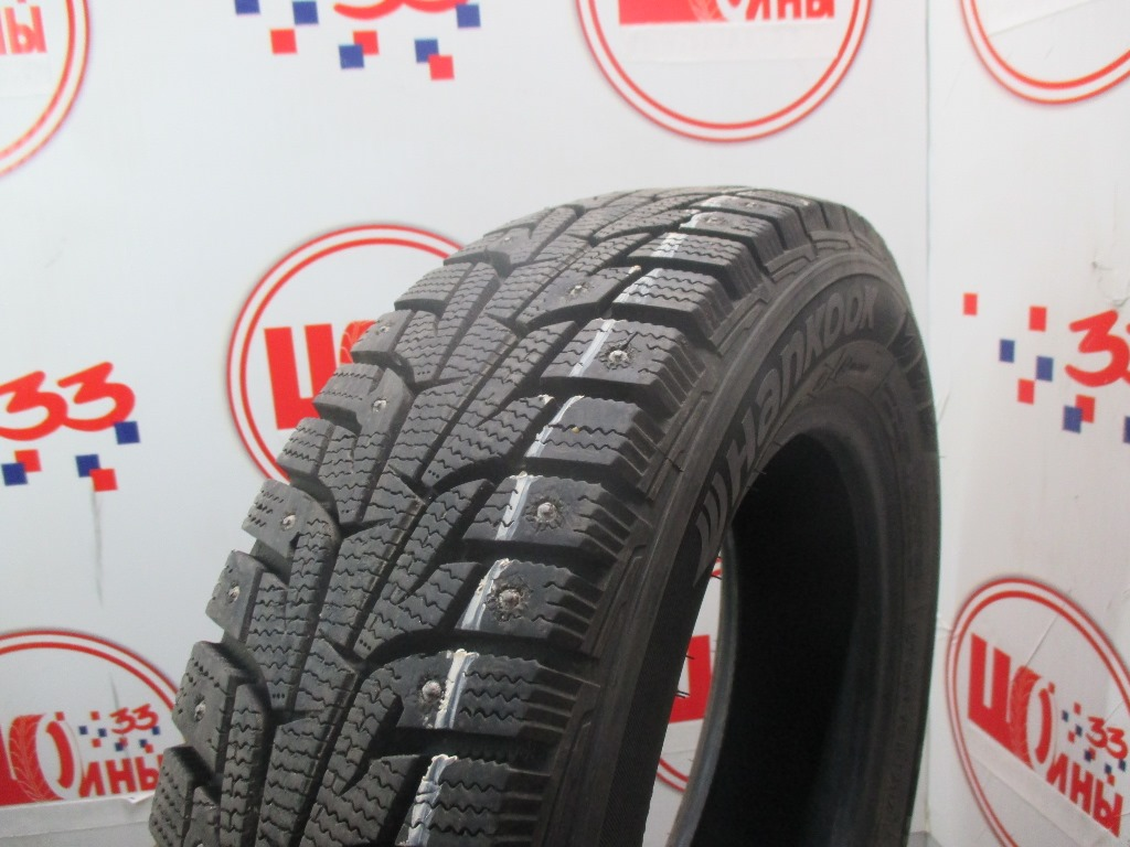 Б/У 155/70 R13 Зима Шипы  HANKOOK Winter I*Pike RS W-419 Кат. 2