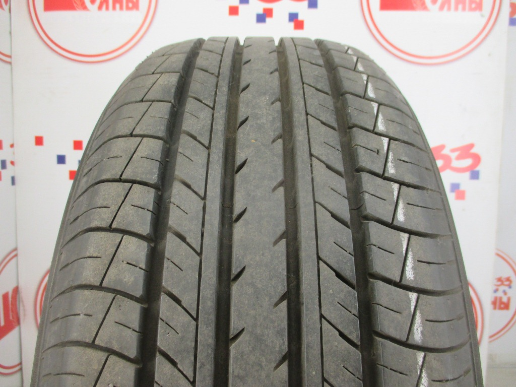 Б/У 215/55 R17 Лето YOKOHAMA Blu Earth Е-70 Кат. 1