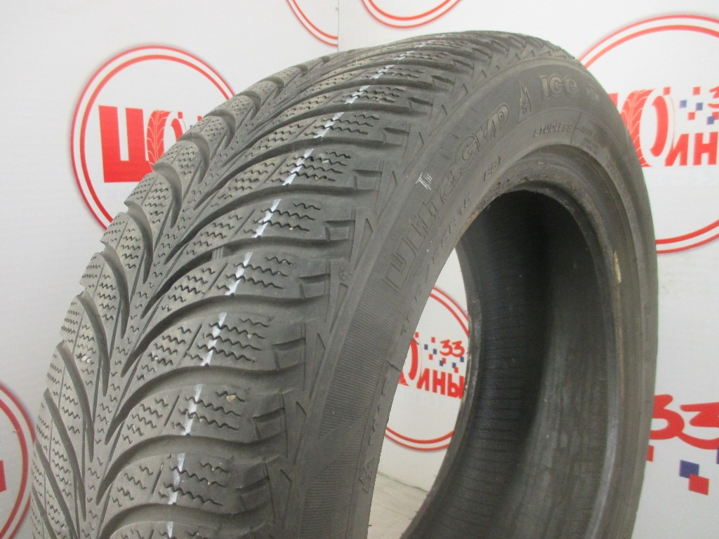 Б/У 195/55 R15 Зима GOODYEAR Ultra Grip Ice + Кат. 5
