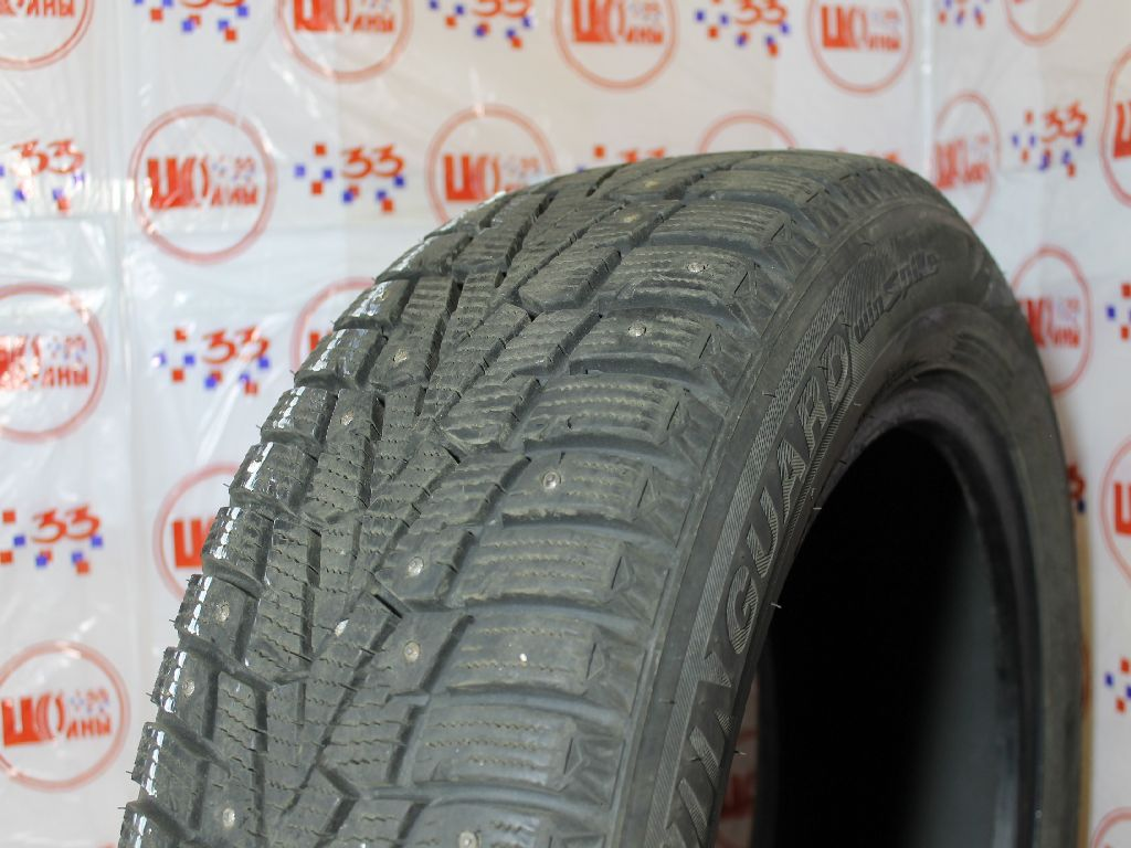 Б/У 225/55 R17 Зима Roadstone Winguard WinSpike Кат. 2