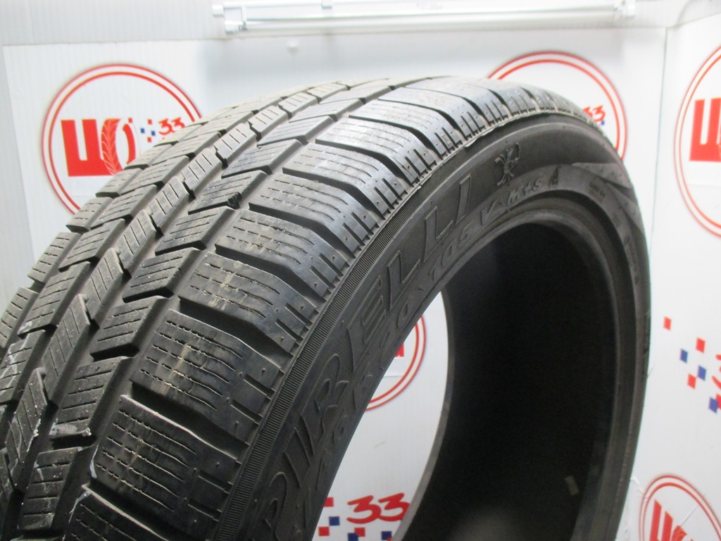 Б/У 255/45 R20 Зима PIRELLI Scorpion Ice & Snow Кат. 4
