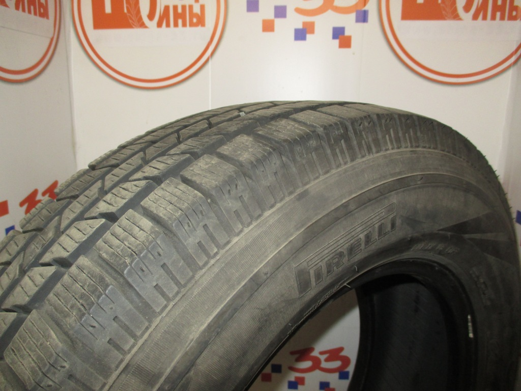 Б/У 215/70 R16 Зима PIRELLI Scorpion Ice & Snow Кат. 2