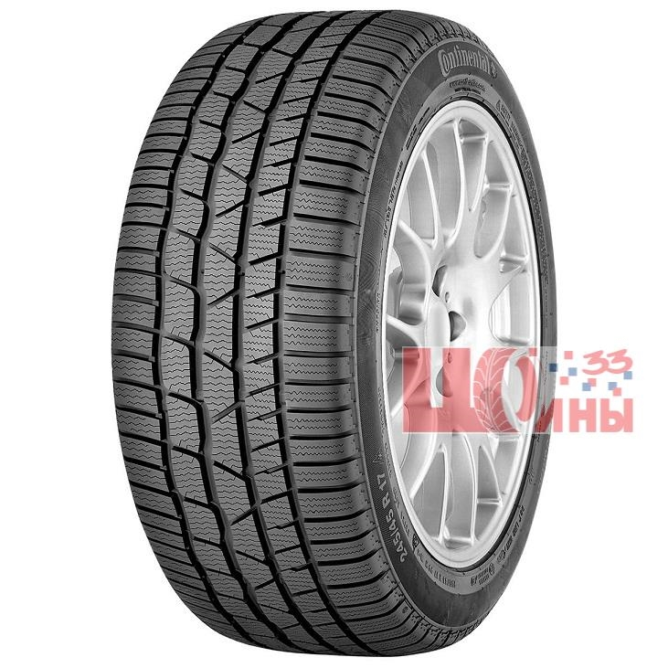 Б/У 235/45 R19 Зима CONTINENTAL C.Winter Contact TS-830 Р Кат. 4