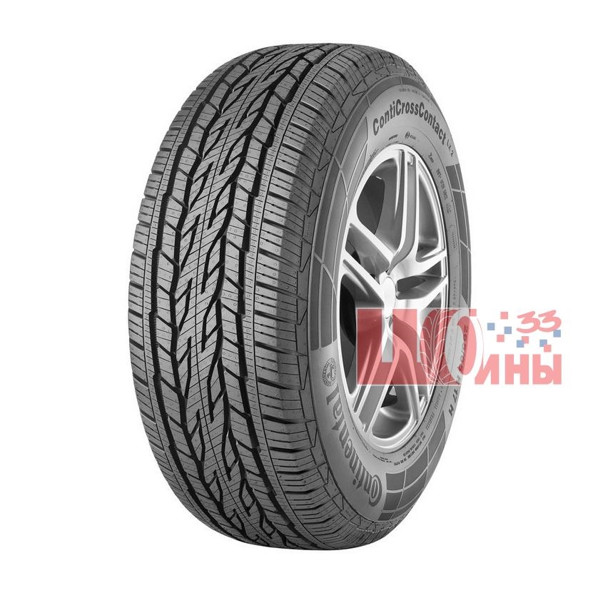 Б/У 265/65 R17 Лето CONTINENTAL C.Cross Contact LX-2 Кат. 5