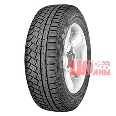 Б/У 235/55 R19 Лето CONTINENTAL C.Cross Contact UHP Кат. 2