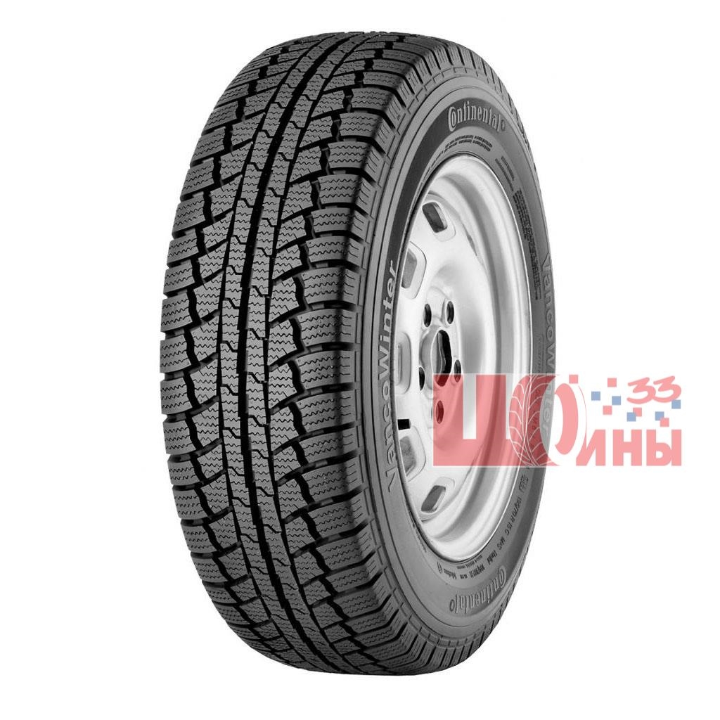 Б/У 185/55 R15C Зима CONTINENTAL Vanco Winter Кат. 3