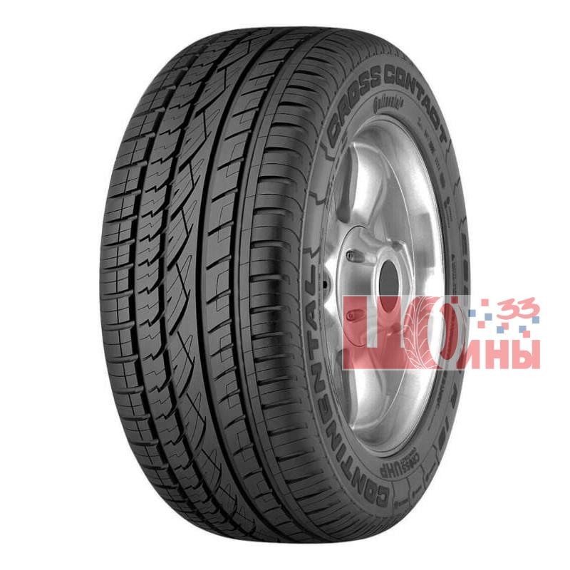 Б/У 225/60 R17 Лето CONTINENTAL C.Cross Contact LX Sport Кат. 2